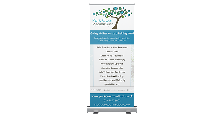 Park Court Medical Clinic events banner